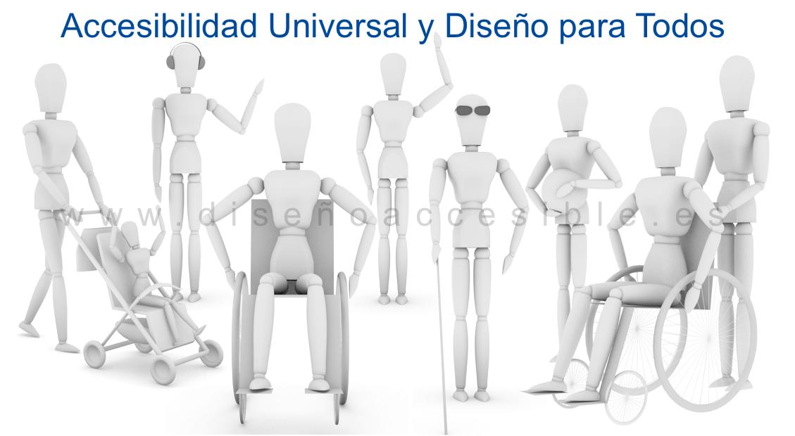 Fundaci n once reclama a gobiernos y empresas criterios de for Accesibilidad universal