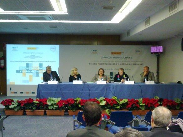 Jornadas internacionales sobre innovaciones en residencias